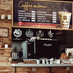 Coffee Menu Boards